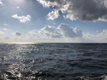 水平線は名曲です。何度聞いても泣いてしまう私が、漁船に乗りました笑笑