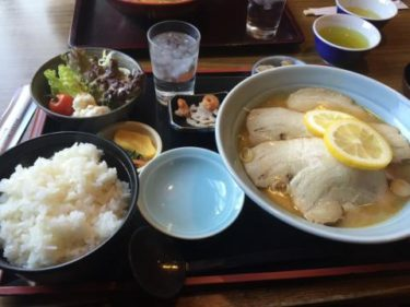 福井に来たら食べてみて欲しいラーメン偏った5選①