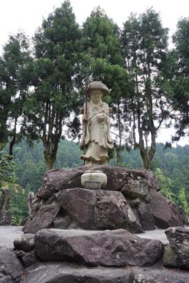 八頭山弘法寺(福井県福井市)