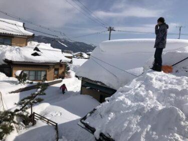 2018年2月の福井豪雪を振り返る